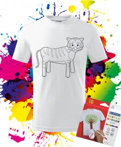 Detské Tričko Tigrík 1000x1136