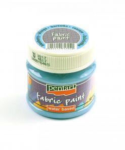 Farba na textil Pentart modrá čučoriedka 50ml - Oma & Luj