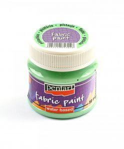 Farba na textil Pentart zelená pistácia 50ml - Oma & Luj