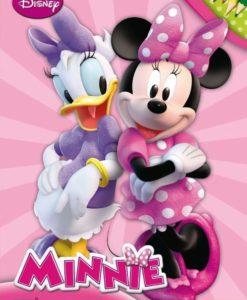 Omaľovánka A4 Minnie - Oma & Luj