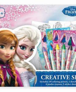 Kreatívna sada Ľadové kráľovstvo - Oma & Luj