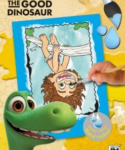 Maľuj vodou A4 Dobrý dinosaurus - Oma & Luj