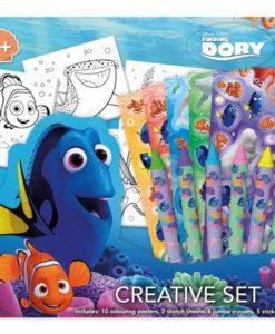Kreatívna sada Disney Hľadá sa Dory - Oma & Luj