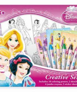 Kreatívna sada Disney Princezné - Oma & Luj