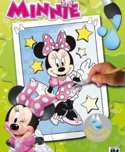 Maľuj vodou A4 Minnie - Oma & Luj