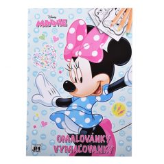 Omalovanka A4 Minnie