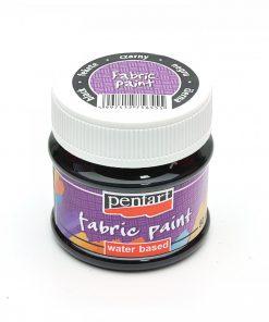 Farba na textil Pentart čiena 50ml - Oma & Luj