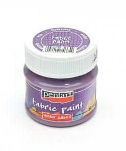 Farba na textil Pentart fialová 50ml - Oma & Luj