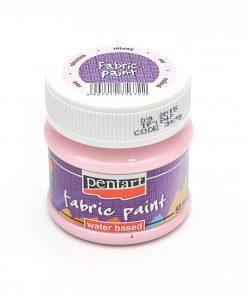 Farba na textil Pentart ružová 50ml - Oma & Luj