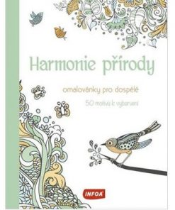 Omaľovánka pre dospelých Harmónia prírody - Oma & Luj