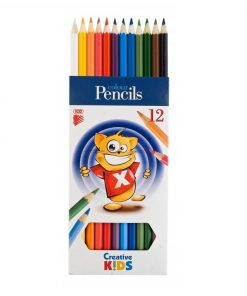 Farbičky ICO Creative kids 12ks/bal - Oma & Luj