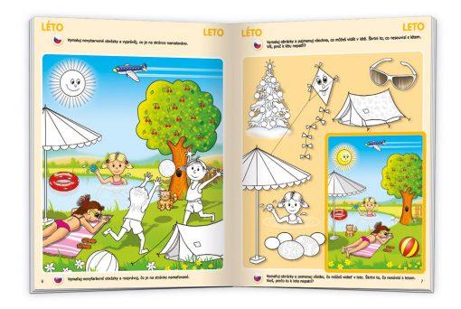 Nakresli a zotri - Ročné obdobia2