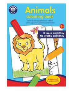 Učím sa anglicky - Zvieratká