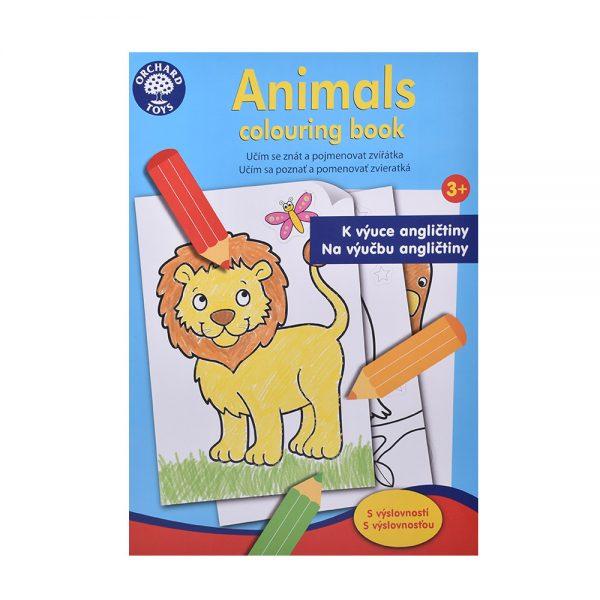 Učím sa anglicky zvieratá