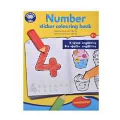 Učím sa anglicky čísla