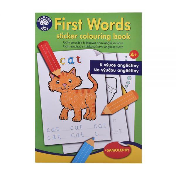 Učím sa anglicky prvé slová