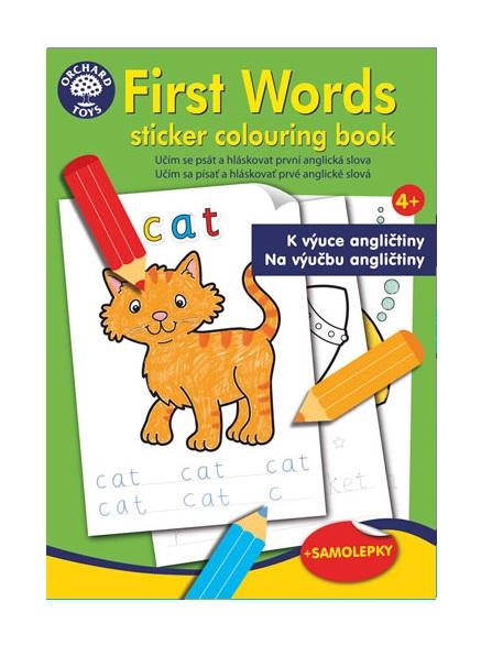 Učím sa anglicky - Prvé slová
