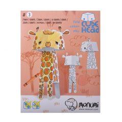 monumi žirafa