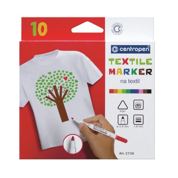 Fixky na textil Centropen 2739 10ks - Oma & Luj