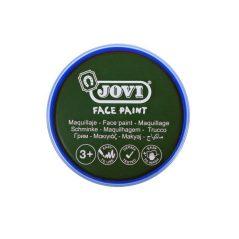 Farba na tvár zelená 8ml - Oma & Luj