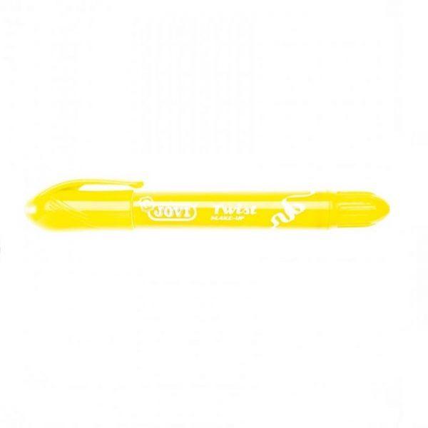 Farba na tvár Twist žltá- Oma & Lu