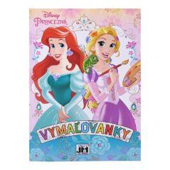 Omalovanky A5 princezne - Oma & Luj