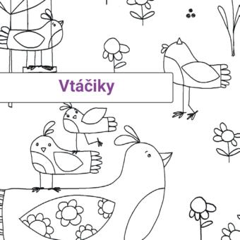 Vtáčiky Rúška