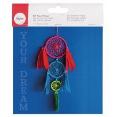 Kreativna sada lapac snov farebný - Oma & Luj