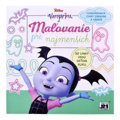 Omaľovánky pre najmenších Vampiria - Oma & Luj