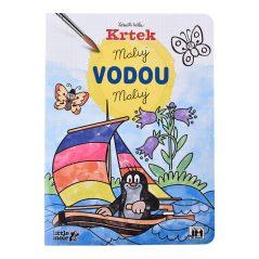 Maluj vodou krtko a loďka - Oma & Luj