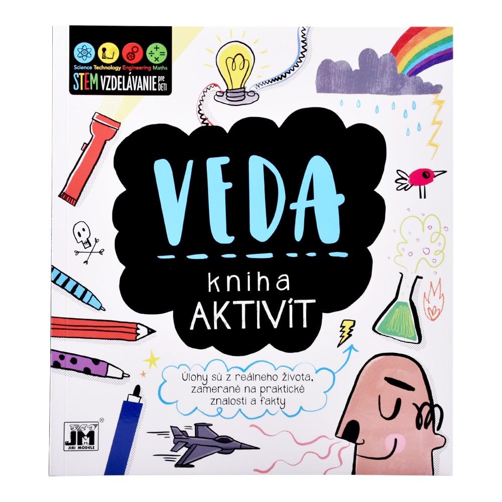 Kniha aktivít Veda - Oma & Luj